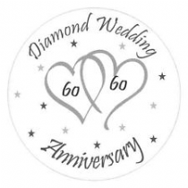 60th Diamond Wedding Anniversary